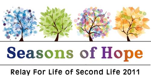 Seasons Of Hope Logo for SLRFL