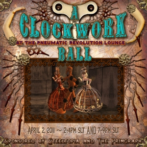 The Clockwork Ball - poster