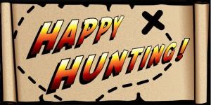 Happy Hunting! logo