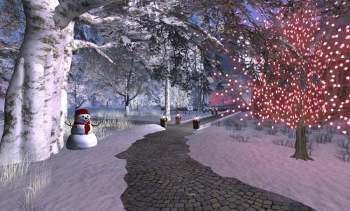 Malaika Park Winter Sim