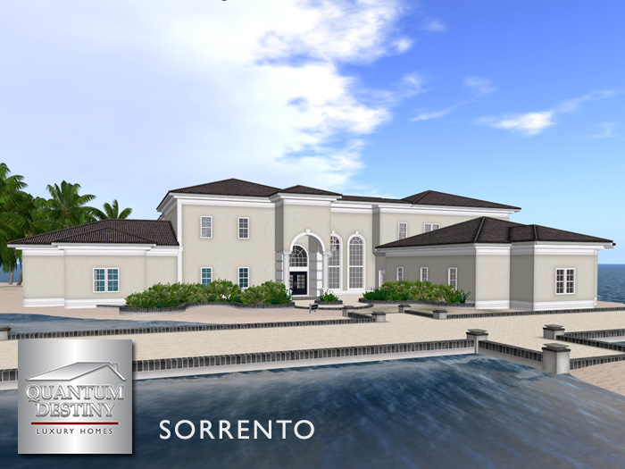 Cain Maven's Sorrento house - requested fully furnished
