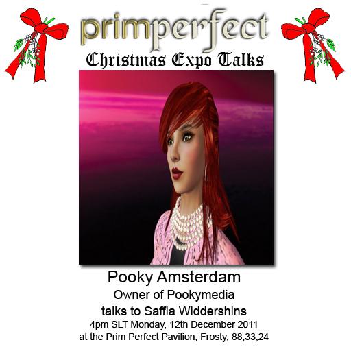 Christmas Expo Talk: Pooky Amsterdam
