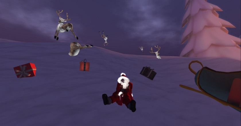 Santa has a plan