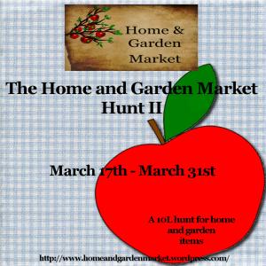 Home and Garden Market Hunt II