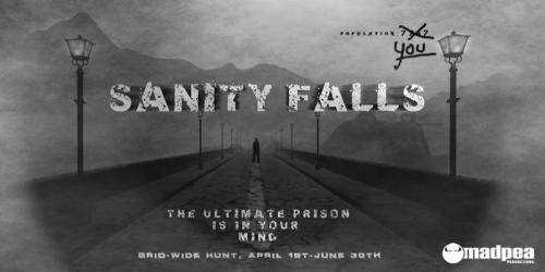 Sanity Falls Poster