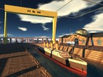 RMS Titanic in Virtual Belfast