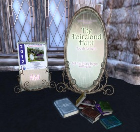 The Fairelands Saga Hunt HUD
