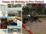 Prim Perfect at 5!