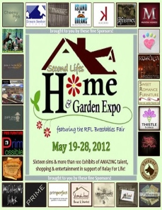 Home and Garden Expo Guide cover