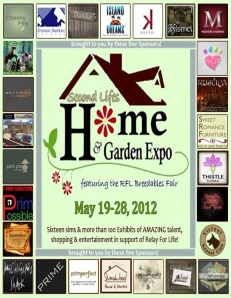 Home and Garden Expo Guide cover
