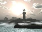 Lighthouse at Saerlaith