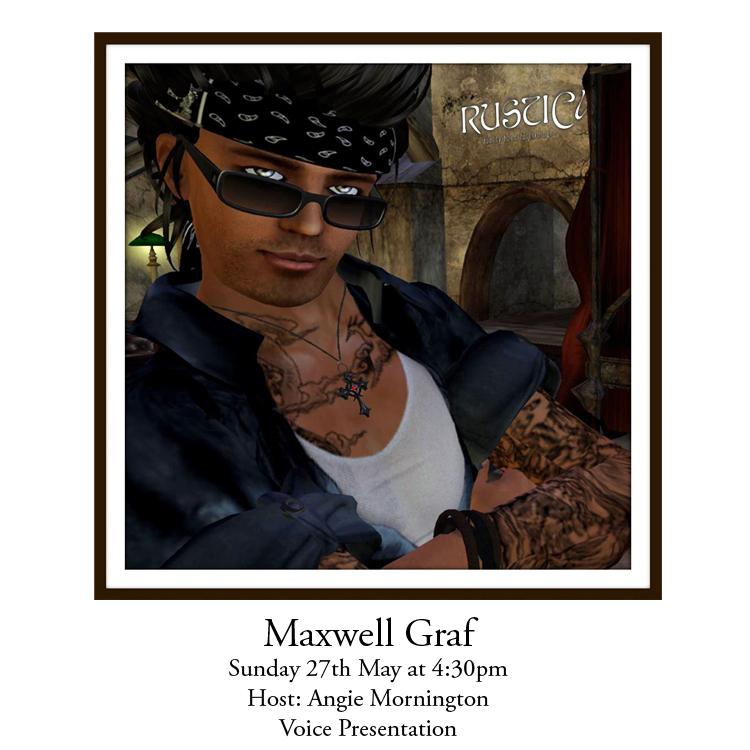Meet the Designer: Maxwell Graf of Rustica