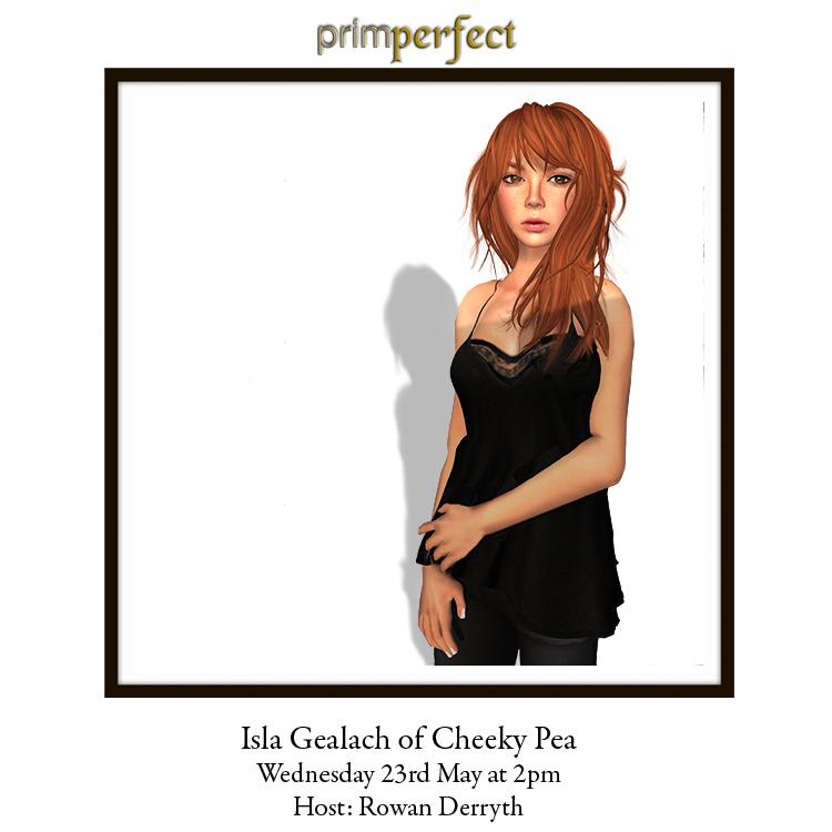 Meet the Designer: Isla Gealach of CheekyPea