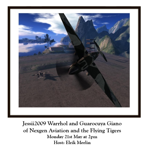 Meet the Designers: Flying Tigers and Nexgen Aviation