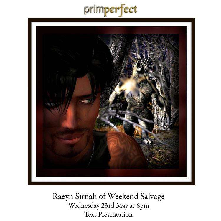 Meet the Designer: Raeyn Sirnah of Weekend Salvage