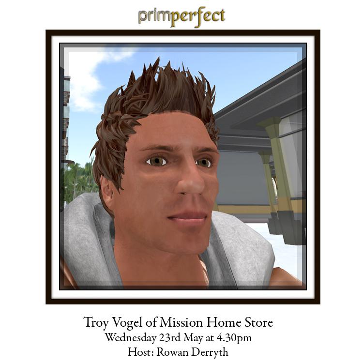 Meet the Designer: Troy Vogel of Mission Home Store