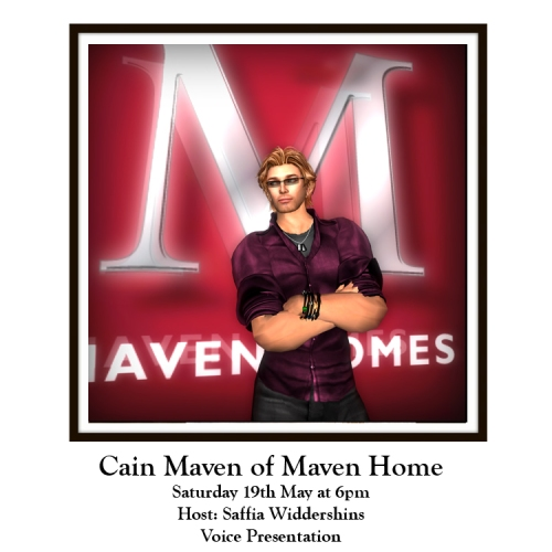 Meet the Designer: Cain Maven of Maven Homes