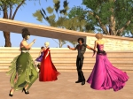 Dancing at the Prim Perfect Party