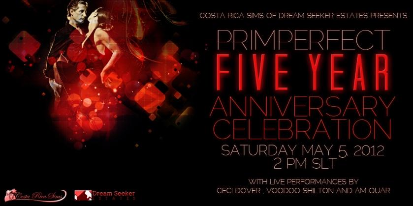 Prim Perfect Party Invitation