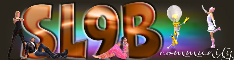 SL9B logo