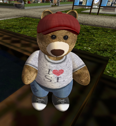 SL9B Bear, made by Sway Dench