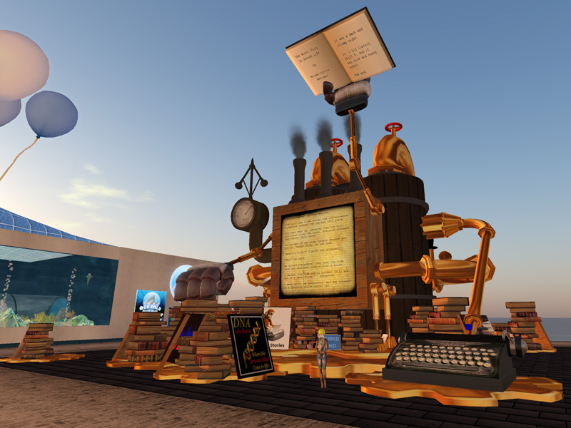 Crap Mariner's Build at SL9B
