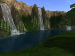 Waterfalls at RFL