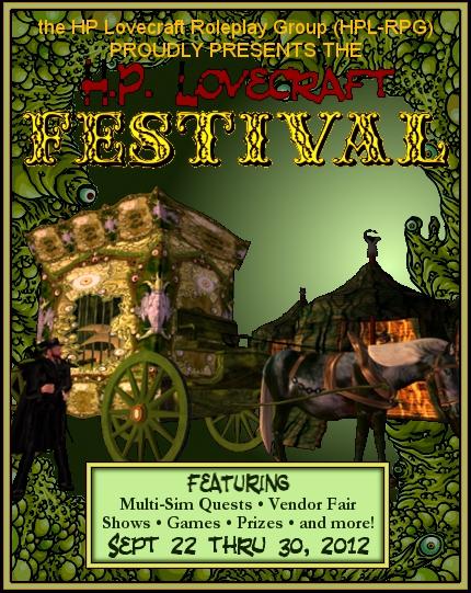 HP Lovecraft Festival