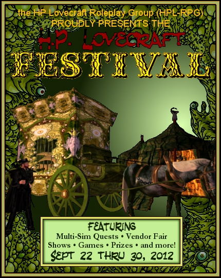 HP Lovecraft Festival
