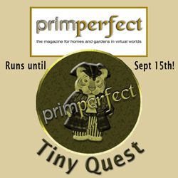 Prim Perfect Tiny Quest poster