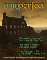 Prim Perfect No.43: October 2012 - cover