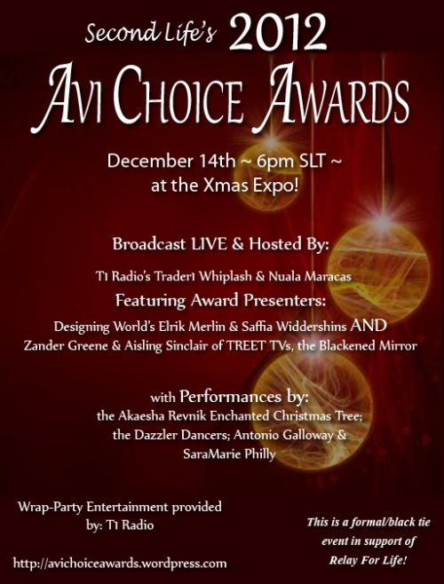 Avi Choice Awards Poste