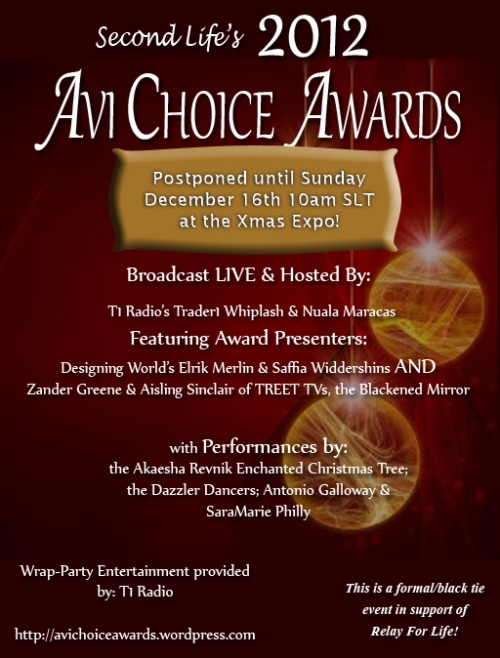 Aavtar Choice Invite Poster