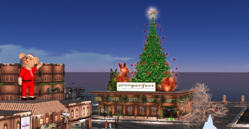 Christmas Expo 2012, photograph by Wildstar Beaumont