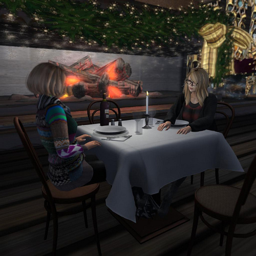 Dinner table talk with  Froukje Hoorenbeek, photographed by Beq Janus