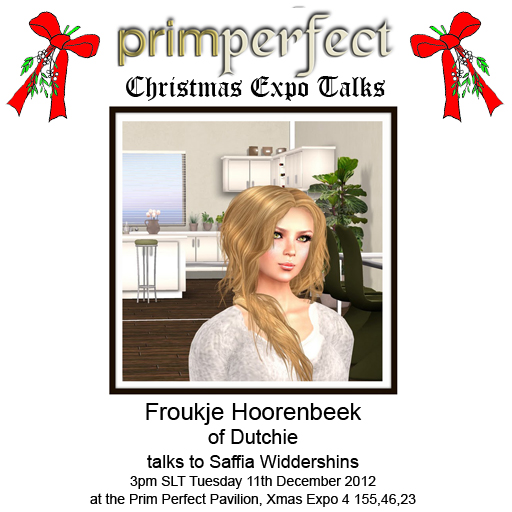 Meet Froukje Hoorenbeek of Dutchie