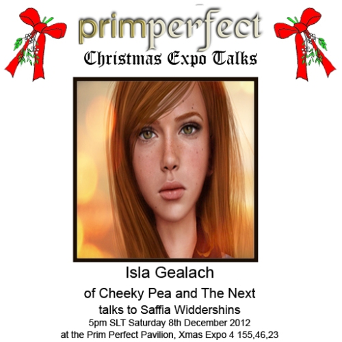 Prim Perfect Talks: Isla Gealach