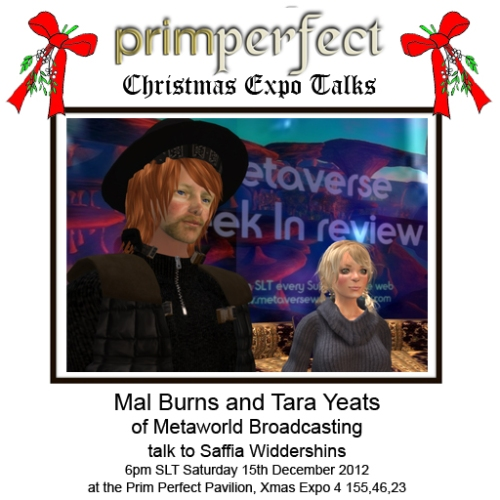 Meet Mal and Tara