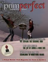 Prim Perfect: Issue 44 - Cover