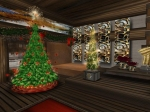 Prim Perfect Xmas Pavilion