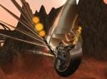Flying on Araxes