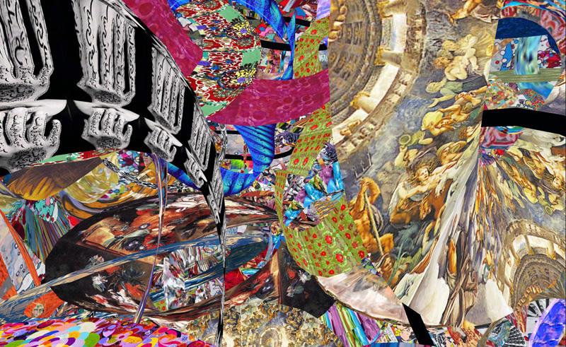 Gracie Kendal's Ce n'est pas une peinture at LEA 15