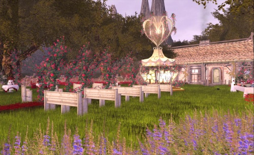 A location in MadPea's Love Potion Hunt