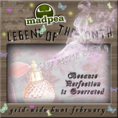 MadPea Monthly Hunt: Love Potion No. 9.9