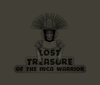 Lost Treasure of the Inca Warrior logo