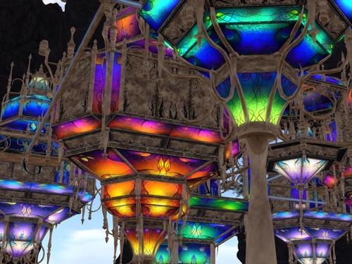The Lanterns of Titans' Hollow