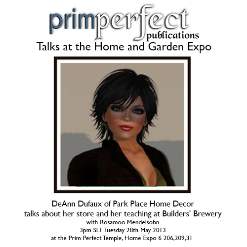 DeAnn Dufaux of Park Place Home Decor