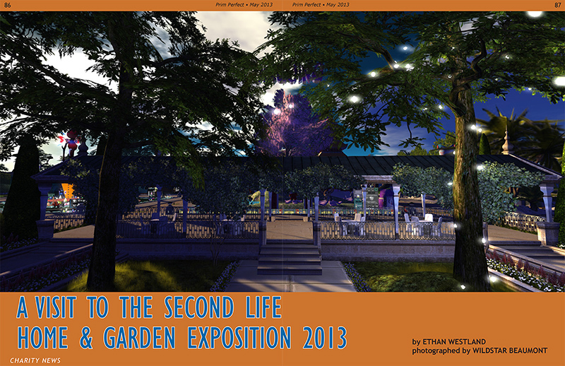 Prim Perfect May 2013 - Home and Garden Expo