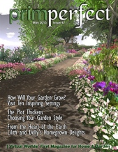 Prim Perfect May 2013 - Cover