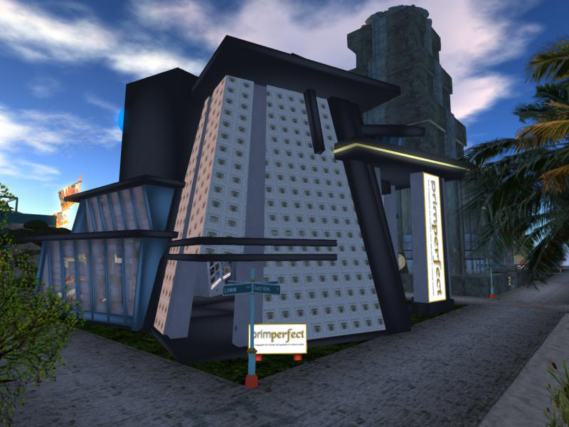 Prim Perfect Building, created by Troy Vogel